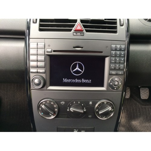mercedes a class navigation comand 2005 onwards. Black Bedroom Furniture Sets. Home Design Ideas