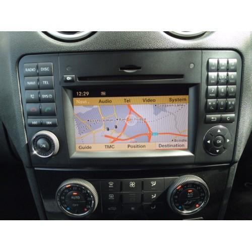 Mercedes ml class navigation comand 2005 onwards for Mercedes benz comand system upgrade