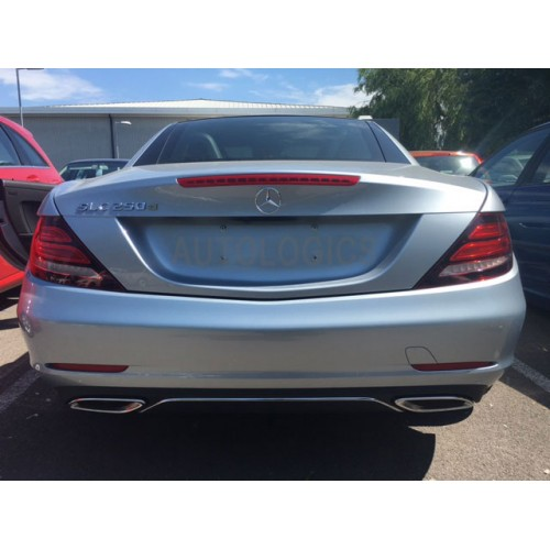 New Mercedes SLC Reverse Camera - Autologics