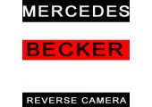 Mercedes Reverse Camera  For Becker Navigation Setup