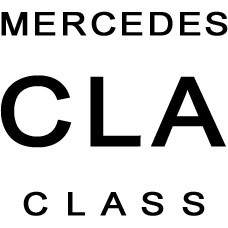 Mercedes CLA Folding Mirrors 2012 onwards