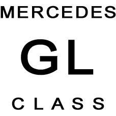 Mercedes GL Class Folding Mirrors 2012 onwards
